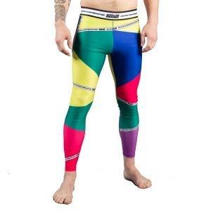 Scramble Rainbow Spats V2