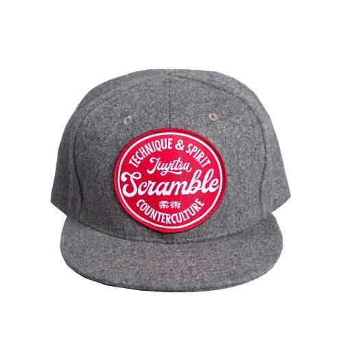 Scramble Technique & Spirit Snapback Grey