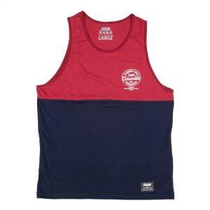 Scramble Technique & Spirit Vest Red Navy