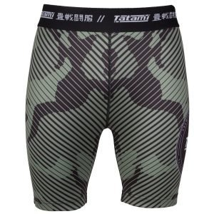 Tatami Renegade Green Camo VT Shorts