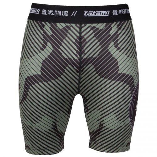 Tatami Renegade Green Camo VT Shorts