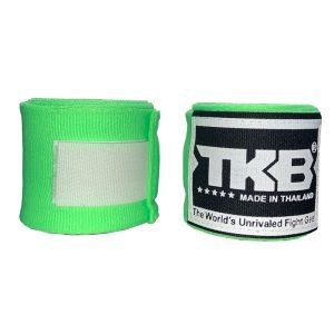 Top King 4M Hand Wraps Green