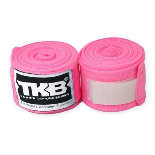 Top King 4M Hand Wraps Pink