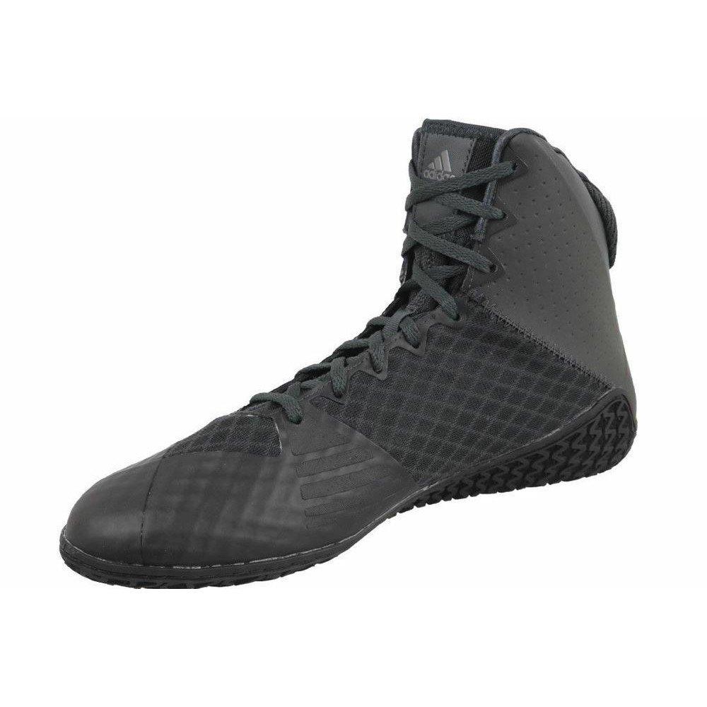 Adidas Mat Wizard 4 Black Boxing Boots