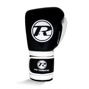 Ringside Pro Training Glove G1 Black White
