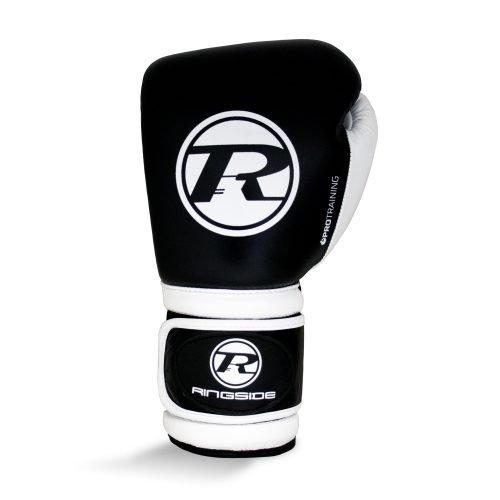 Ringside Pro Training Glove G1 Black White