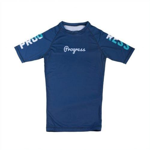 Progress Sportif Rash Guard Blue