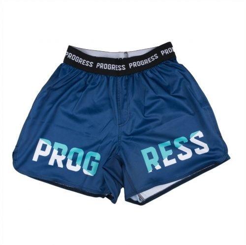 Progress Sportif Shorts Blue