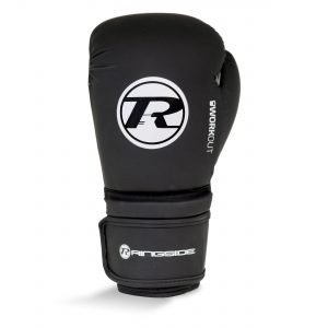 Ringside Workout Series Glove Black White