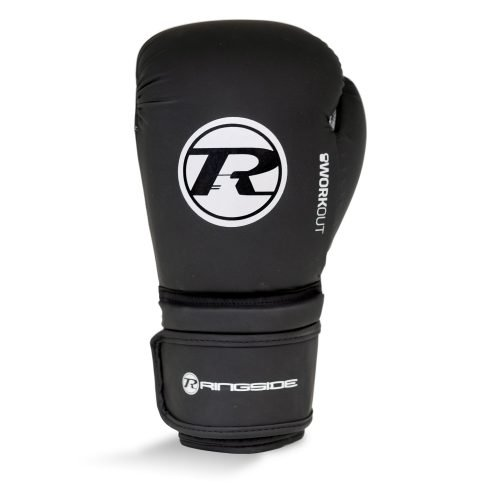 Ringside Workout Series Glove Black White