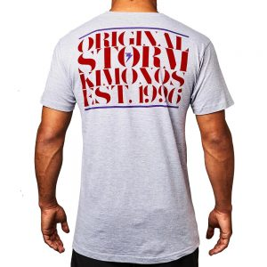 Storm OG 2 T-Shirt Heather Grey