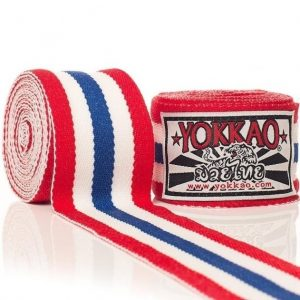 YOKKAO Hand Wraps Thai Flag 4M