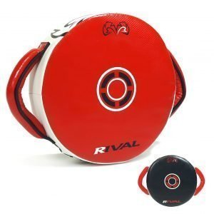 Rival RPS7 Fitness Plus Punch Shield Red Black