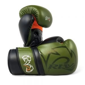 Rival RS80V Impulse Sparring Gloves Khaki Green
