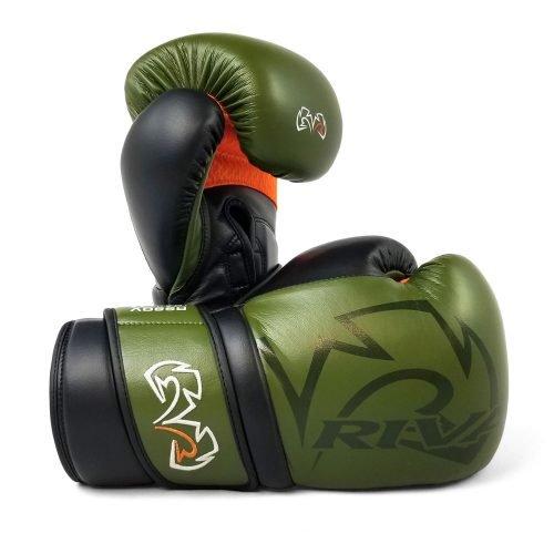 Rival RS80V Impulse Sparring Gloves Khaki Green