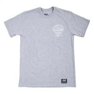 Scramble Technique & Spirit T-Shirt Heather Grey