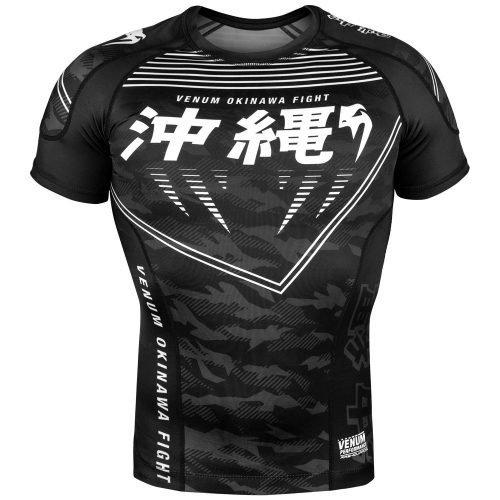 Venum Okinawa Rash Guard 2.0 Short Sleeve