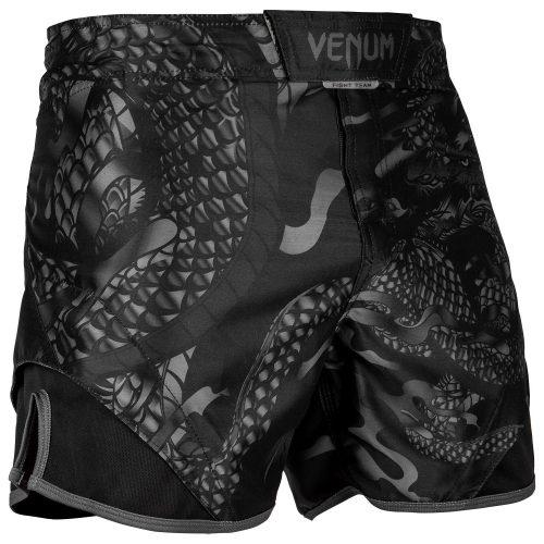 Venum Dragon Flight Fight Shorts Black