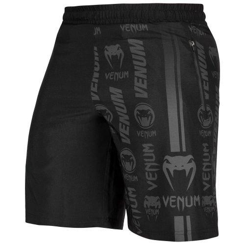 Venum Logos Training Shorts Black
