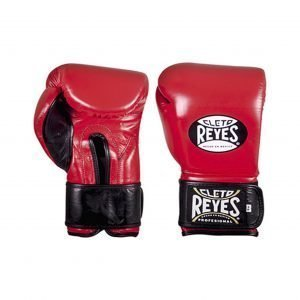 Cleto Reyes Training Gloves Extra Padding Red