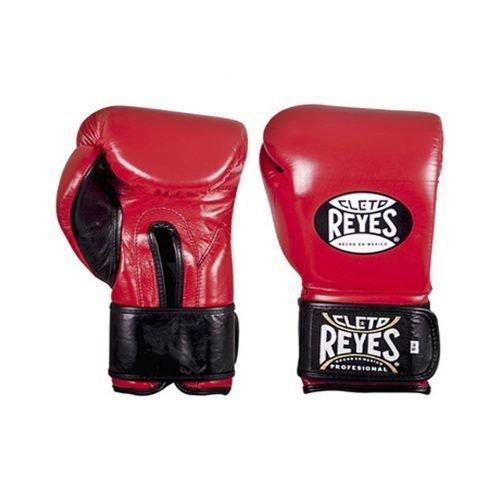 Cleto Reyes Training Gloves Extra Padding Red