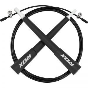 RDX C8 Skipping Rope Black