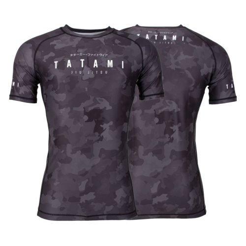 Tatami Stealth Rash Guard Short Sleeve
