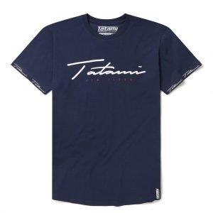 Tatami Autograph T-Shirt Navy