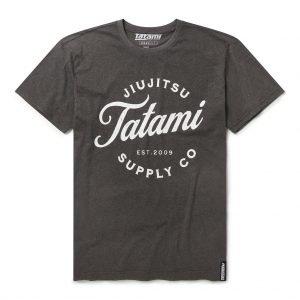 Tatami Classic Logo T-Shirt Grey