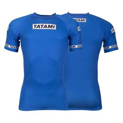 Tatami Dweller Rash Guard Short Sleeve Navy