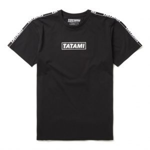 Tatami Dweller T-Shirt Black