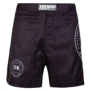 Tatami Iconic Shorts Black