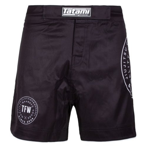 Tatami Iconic Shorts Black