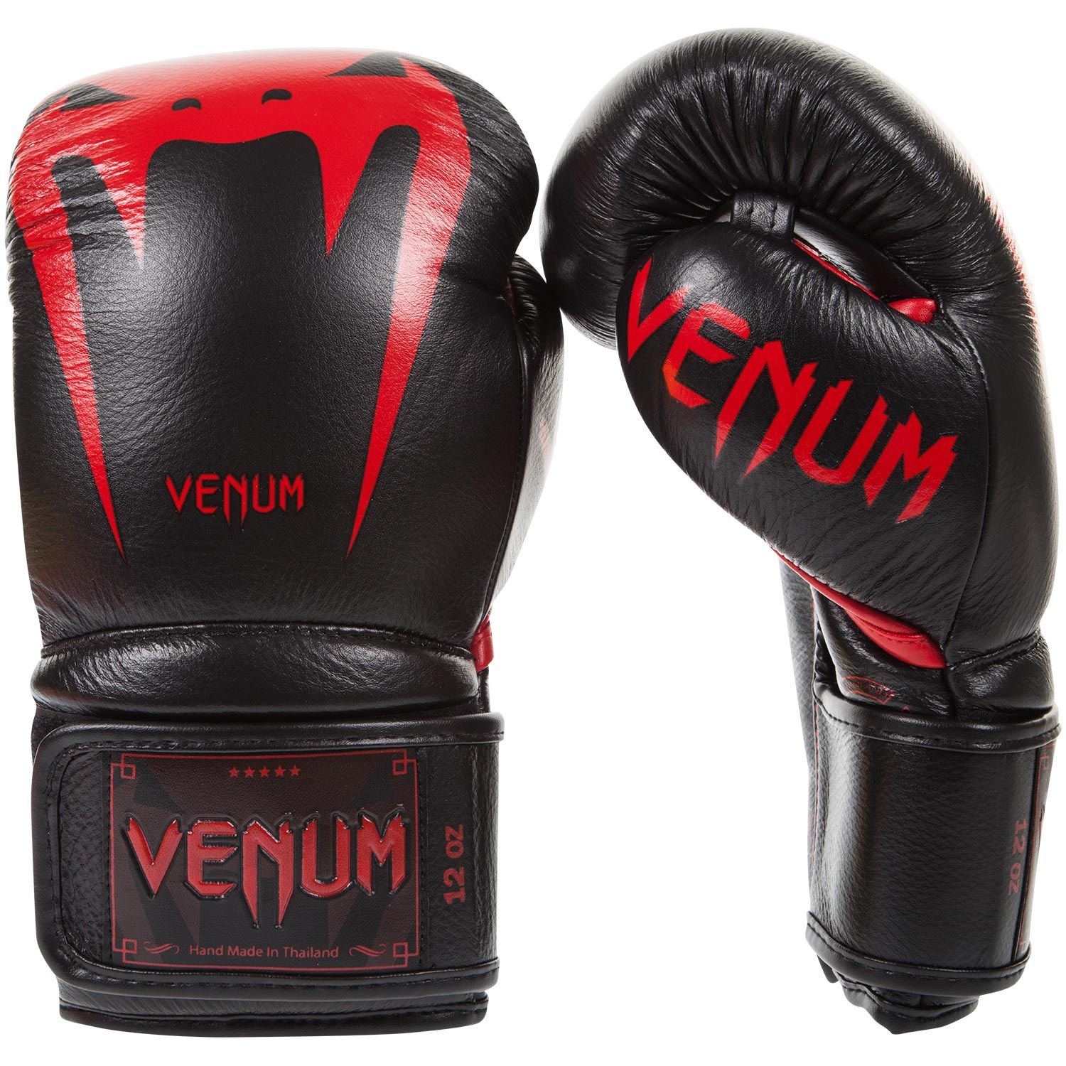 Venum Giant Karate Mitts with Thumb Protection Blue