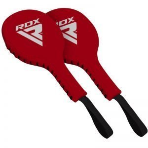 RDX T1 Pro Boxing Paddles Red