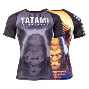 Tatami King Kong Short Sleeve Rash Guard