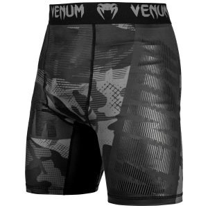 Venum Tactical Compression Shorts Urban Camo Black-Black