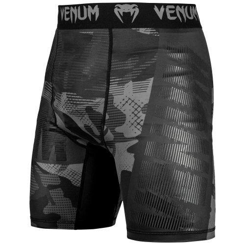 Venum Tactical Compression Shorts Urban Camo Black-Black