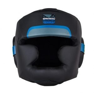 Bad Boy Pro Series 3.0 Full Face Guard Blue