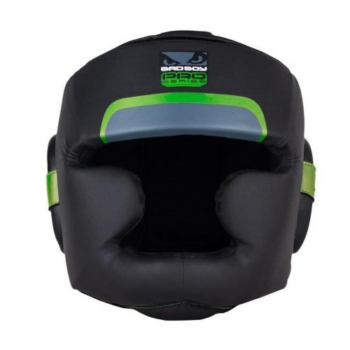 Bad Boy Pro Series 3.0 Full Face Guard Green