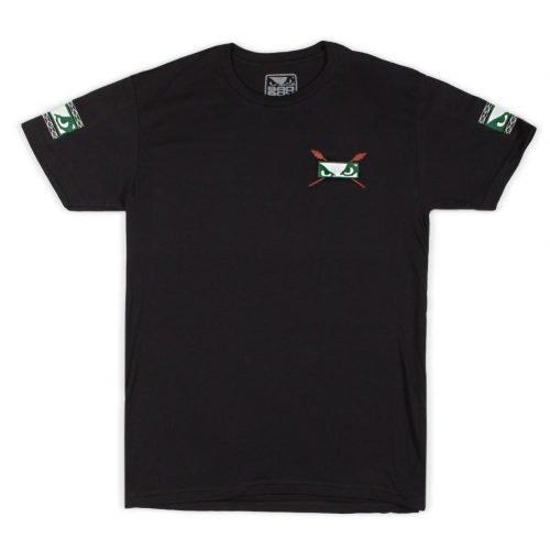 Bad Boy Aztec Warrior T-Shirt Black