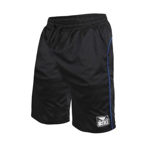 Bad Boy Champion Shorts Black Blue