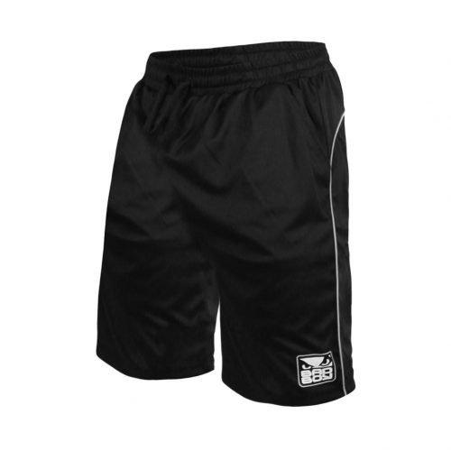 Bad Boy Champion Shorts Black Grey