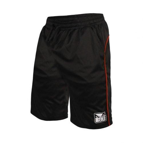 Bad Boy Champion Shorts Black Red