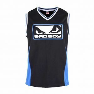 Bad Boy Icon Jersey Black Blue