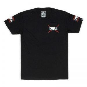 Bad Boy Samurai Warrior T-Shirt Black