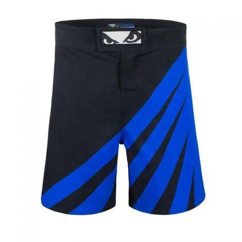 Bad Boy Training Series Impacts MMA Shorts Black Blue