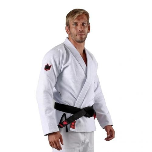 Kingz Ultralight 2.0 BJJ Gi White