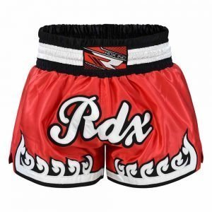 RDX R5 Red Muay Thai Shorts