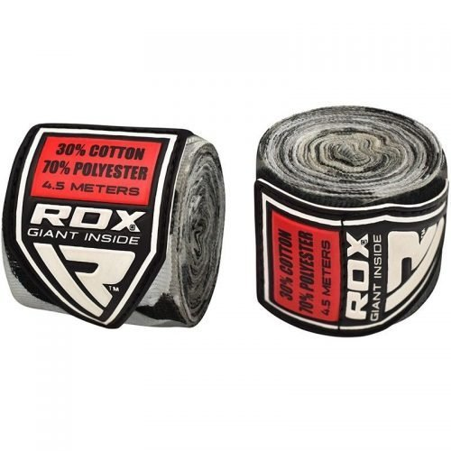RDX RC Camo Boxing Hand Wraps